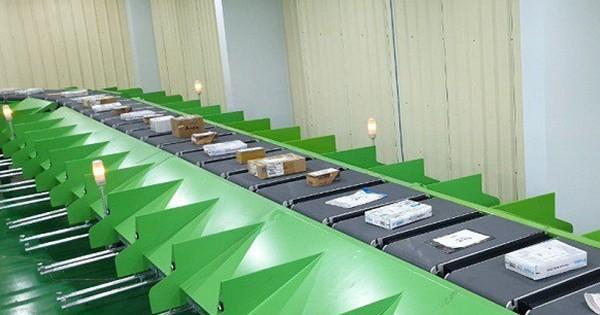 Logistics thời 4.0 - Hệ thống phân loại bưu kiện mang đến sự đột phá