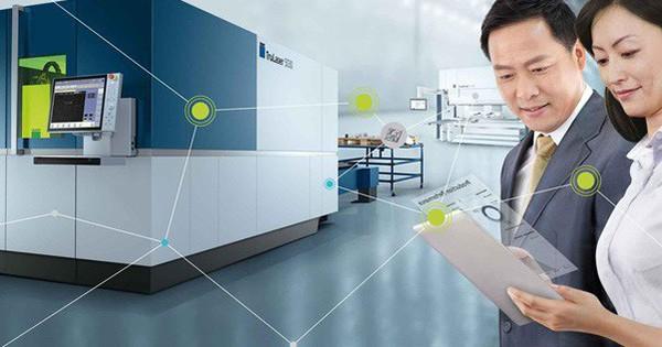 TRUMPF giới thiệu giải pháp đột phá trong gia công kim loại tấm tại MTA Vietnam 2019