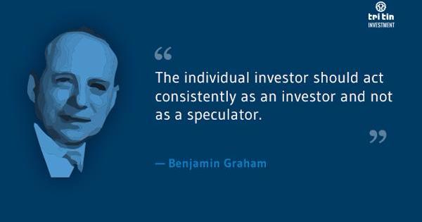 Hoạt động đầu cơ từ góc nhìn của Benjamin Graham