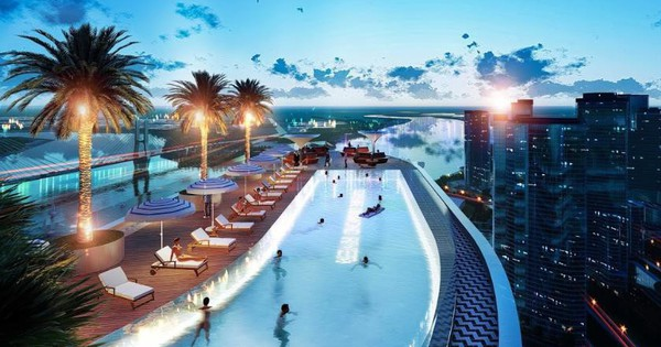 Đô thị nghỉ dưỡng 4.0: Xu hướng sống như Resort của...