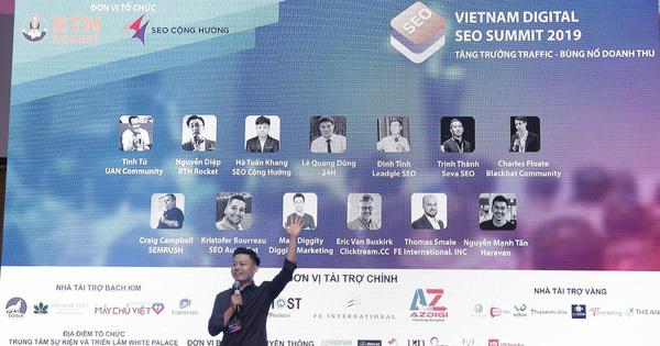 """Hà Tuấn Khang – nhà sáng lập SEO Cộng Hưởng: """"Gắn kết trong cạnh tranh là bàn đạp đưa SEO Việt vươn tầm thế giới"""""""