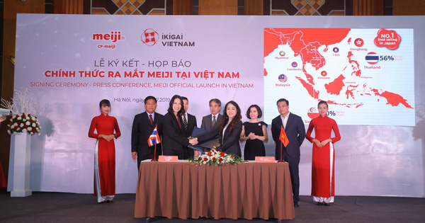 Thêm một ông lớn gia nhập thị trường sữa Việt Nam