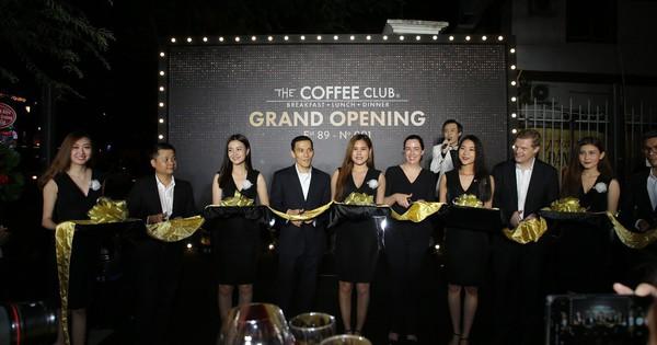 The Coffee Club – thương hiệu được yêu thích tại Úc đến Việt Nam