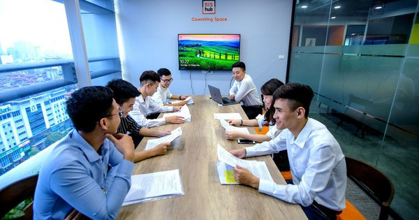 """Co-working space: Mô hình văn phòng """"kiểu mới"""" đang thu hút nhiều doanh nghiệp"""