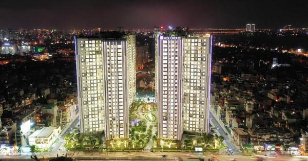 Imperia Sky Garden: Cơ hội đầu tư BĐS nội đô