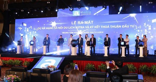 Nhận 1 triệu USD đầu tư từ chương trình Shark Tank, MXH du lịch Astra chính thức ra mắt