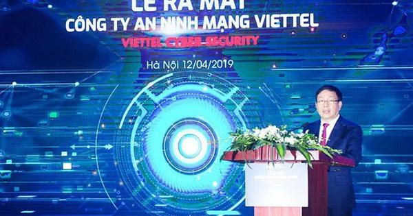 Những con số ấn tượng khẳng định tầm vóc của công ty An ninh mạng Viettel