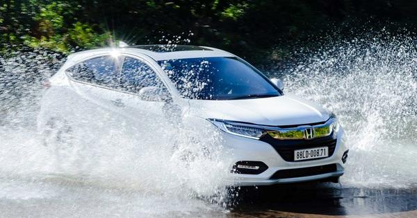 """Honda Việt Nam tiếp tục triển khai chương trình khuyến mãi """"Mua HR-V, nhận ngay quà chất"""""""