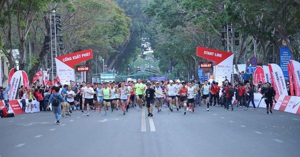 """Giải marathon Quốc tế TP. Hồ Chí Minh Techcombank 2019: lớn mạnh tinh thần """"Cùng nhau vượt trội hơn mỗi ngày"""""""