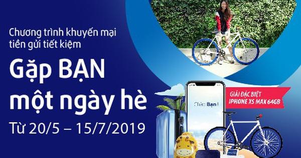 Trải nghiệm mùa hè ý nghĩa cùng ngân hàng Bản Việt