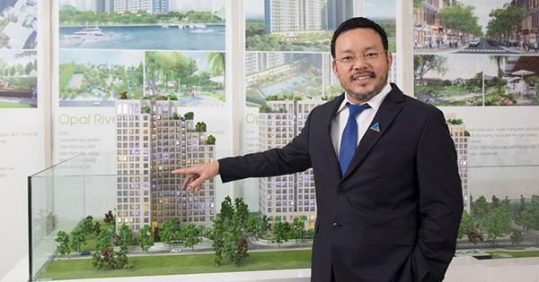 Chủ tịch Lương Trí Thìn: DXG đang cần đầu tư, chia cổ tức bằng tiền sẽ làm doanh nghiệp suy yếu