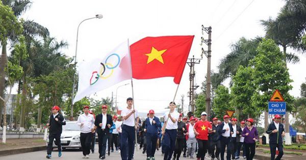 """Bắc Ninh: Giải chạy Nagakawa lần thứ XXIII """"khoẻ để lập nghiệp và giữ nước"""""""