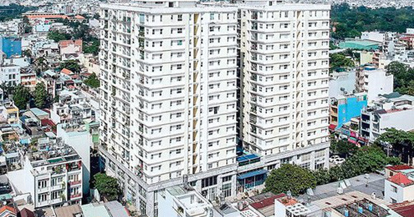 """Ngân hàng """"siết nợ"""" chung cư Khang Gia Tân Hương tại TP.HCM"""