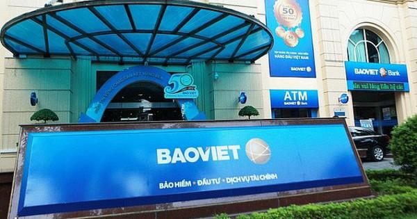 Bảo Việt báo lãi hợp nhất quý 1 đạt 455 tỷ đồng