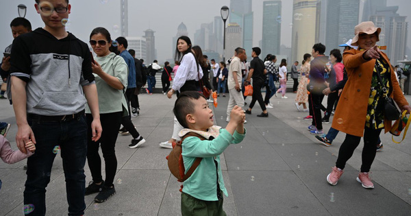 Dân số Trung Quốc sắp đạt đỉnh, đây là lý do tại sao điều này đáng quan ngại