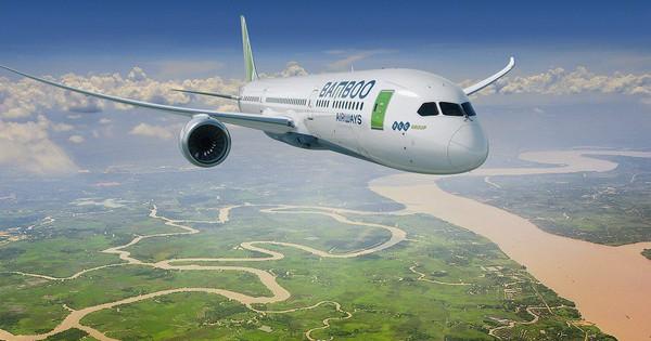 Hãng hàng không trẻ Bamboo Airways ''giật giải'' bay đúng giờ nhất Việt Nam 5 tháng liên tiếp