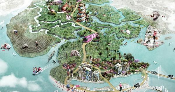 Triển khai lập quy hoạch phân khu tỷ lệ 1/5000 trên địa bàn huyện Cần Giờ