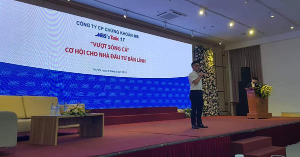 Ông Dương Văn Chung dự báo VN-Index có thể trở lại đỉnh 1.200 điểm vào đầu năm 2020