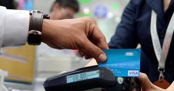 Lộ mã CVV trên thẻ tín dụng, chủ thẻ có nguy cơ bị hack sạch tiền