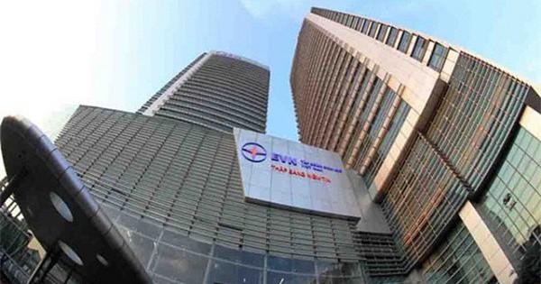 2 nhà đầu tư cá nhân đặt mua 16,25 triệu cổ phần EVN Finance mà EVN bán đấu giá