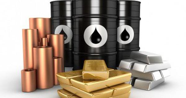 Thị trường ngày 20/9: Giá dầu hồi phục sau 2 phiên giảm sâu, sắt, thép, cao su vẫn tiếp tục giảm