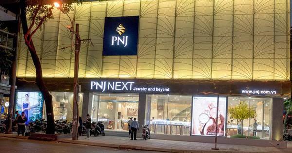 PNJ trở lại bình thường sau 4 tháng Golive ERP, báo lãi 710 tỷ đồng sau 8 tháng