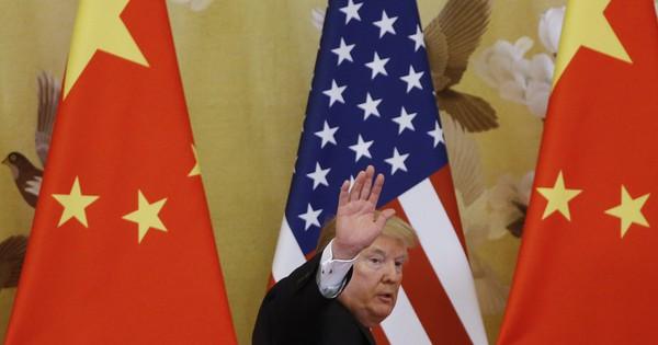 Bloomberg: Nhà Trắng cân nhắc dỡ bỏ hoàn toàn các khoản đầu tư từ Mỹ vào Trung Quốc, dù chiến tranh thương mại dần hạ nhiệt