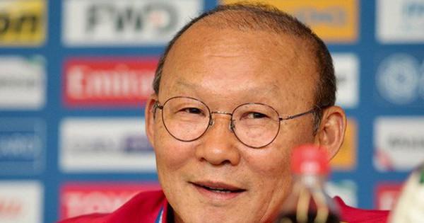 HLV Park Hang-seo: ''Quang Hải hứa với tôi sẽ ghi bàn và đã thực hiện được''