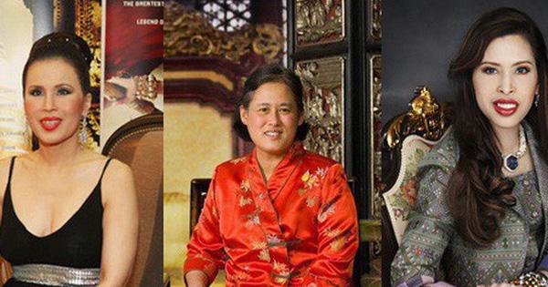 3 nàng công chúa nổi tiếng Thái Lan: Nhan sắc ở mức ''thường thường bậc trung'' nhưng ai cũng phải kiêng nể, đến cánh đàn ông cũng bái phục