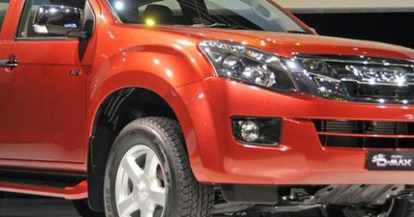 Trước giờ tăng lệ phí trước bạ: Đây là mẫu xe bán tải giảm giá ''khủng'', rẻ nhất Việt Nam