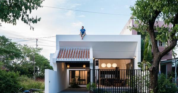 [Ảnh] Mẫu nhà đơn giản, dễ xây dựng nhưng vẫn hiện đại, đẹp mắt