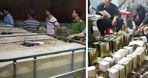 Vụ đại gia Trịnh Sướng bị khởi tố: Thu lợi trăm tỷ đồng từ sản xuất xăng giả