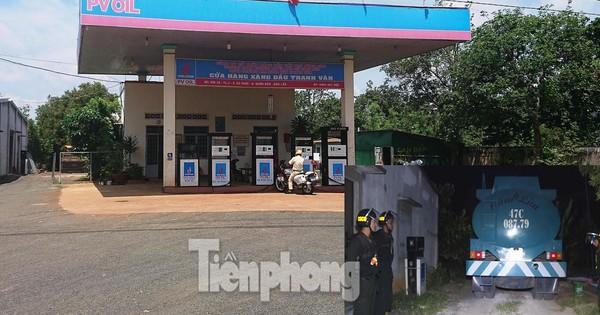 Vụ xăng dầu giả Đắk Nông: Cái bóng của đại gia Trịnh Sướng