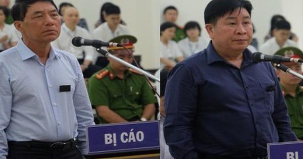 Y án sơ thẩm đối với Vũ ''nhôm'' và 2 cựu Thứ trưởng công an Trần Việt Tân, Bùi Văn Thành