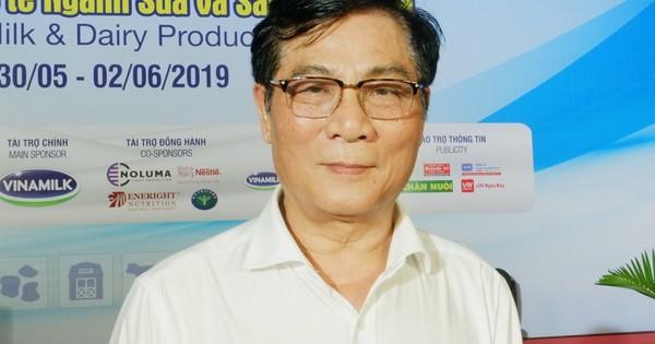 Chủ tịch Hiệp hội sữa Việt Nam: Chưa thấy doanh nghiệp Việt ''ngắc ngoải'' vì sữa ngoại
