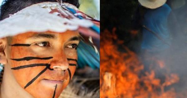 Thảm cảnh của thổ dân trước vụ cháy rừng Amazon tàn khốc nhất lịch sử: ''Chúng tôi đã khóc khi dập lửa, nhiều gia đình mất hết tất cả''