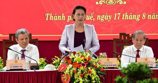 Sẽ bố trí 500 tỷ đồng cho Dự án di dân Kinh thành Huế
