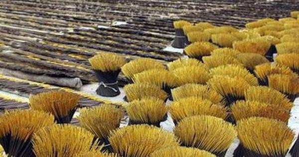Cả trăm DN Việt đối mặt phá sản nếu Ấn Độ đột ngột dừng nhập khẩu hương nhang