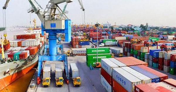 Đến ngày 15/9, Việt Nam xuất siêu 5,57 tỷ USD