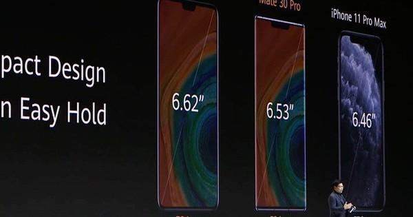 Căn bệnh ''mê số'' và mê... Apple, Samsung đến khó hiểu của Huawei