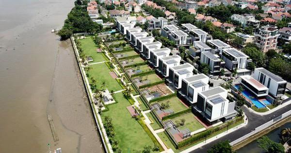 """Bất chấp kẹt xe, ngập nước, """"khu nhà giàu"""" Thảo Điền vẫn ken đặc dự án BĐS"""