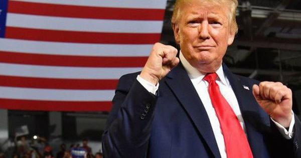 Ông Trump được dự báo thắng áp đảo trong bầu cử Tổng thống Mỹ 2020