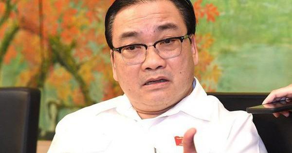 Bí thư Hoàng Trung Hải: Hà Nội 10 triệu dân mà để xảy ra ô nhiễm nước sông Đà là ''rất đáng tiếc''