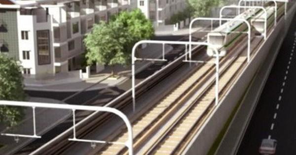 Đường sắt đô thị Yên Viên - Ngọc Hồi ''đội vốn''62 nghìn tỷ đồng