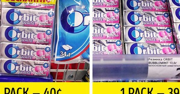 10 mánh khóe các siêu thị thường dùng để
