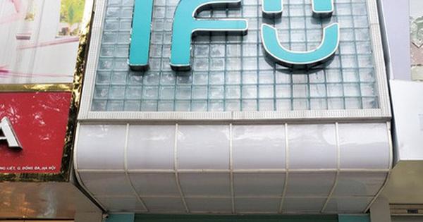 IFU đóng loạt cửa hàng giữa tâm ''bão'' âm thầm tráo nhãn mác quần áo