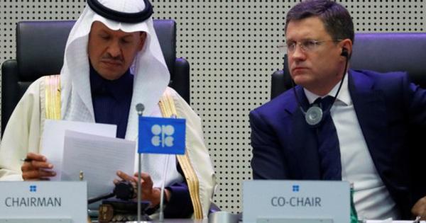 OPEC+ cắt giảm mạnh sản lượng dầu