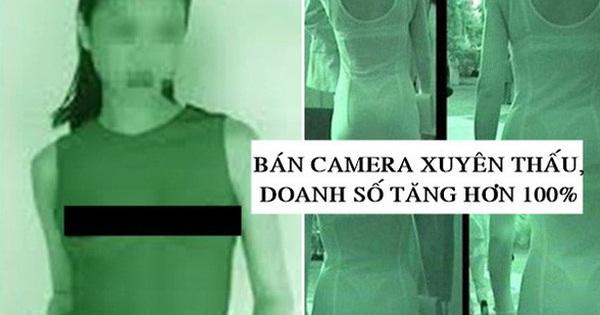 """Scandal """"hại mắt"""" dẫn tới đợt thu hồi 700.000 sản phẩm của Sony: Máy quay có thể nhìn xuyên quần áo giữa ban ngày, dân tình đua nhau đặt hàng, doanh số tăng hơn 100%"""
