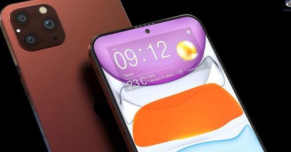 Xuất hiện mẫu iPhone 12 Pro Max màn hình không