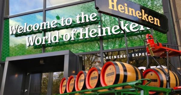Heineken bị truy thu hơn 917 tỷ đồng tiền thuế